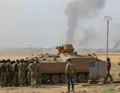 Turcja ogłosiła zawieszenie broni. Stany Zjednoczone cofną swoje sankcje