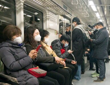 Korea Południowa: W piątek potwierdzono 571 nowych przypadków koronawirusa