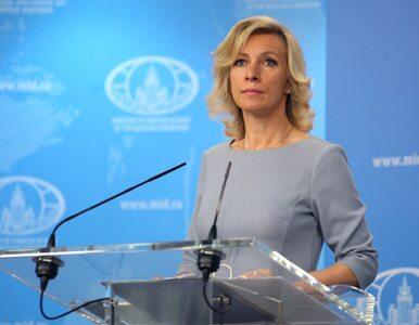 """MSZ Rosji komentuje kolejne zatrucie nowiczokiem. """"Wzywamy rząd May, by..."""