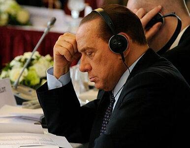 """Berlusconi już nie wystartuje w wyborach. """"Z miłości do Włoch"""""""