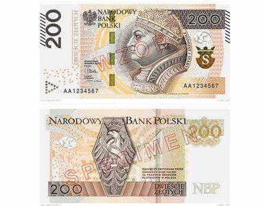 W tym tygodniu zapłacimy nowym banknotem 200-złotowym. Zobacz, jak...