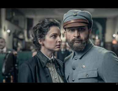 Borys Szyc jako marszałek Józef Piłsudski. Jest pierwszy zwiastun