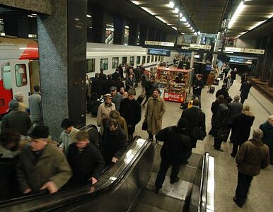 Chaos na kolei