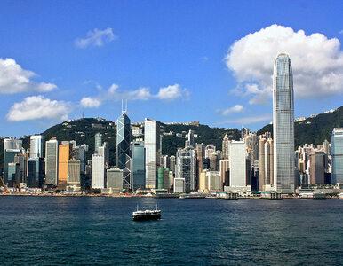 Hongkong walczy o wolność