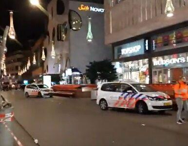 Haga: Atak nożownika w centrum miasta