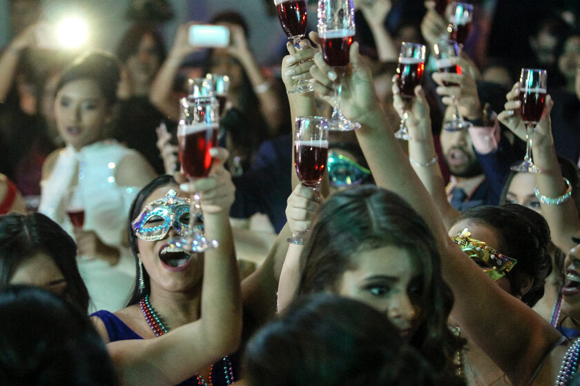 Impreza karnawałowa