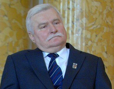 Wałęsa o Tusku: nie zmieniać konia na środku rzeki