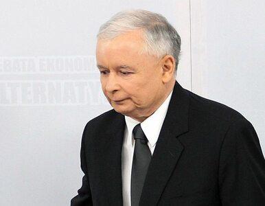 Kaczyński: podatki nie mogą być proste. Siła wyższa