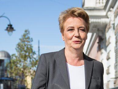 """Szef PKW rozwiewa wątpliwości ws. Hanny Zdanowskiej. """"Jeśli wygra wybory..."""