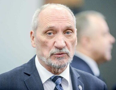 """Macierewicz skomentował decyzję prezydenta. """"To dla mnie szczególny..."""