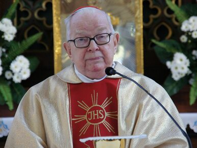 Jest zawiadomienie do prokuratury ws. kardynała Gulbinowicza