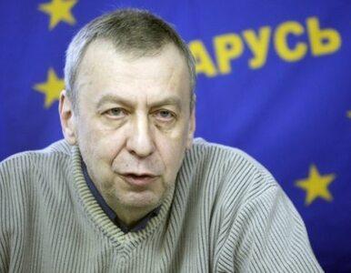 Białoruś: więziony opozycjonista ukarany za opóźnioną wpłatę podatków
