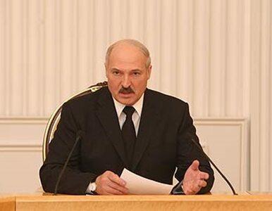 Łukaszenka rozpędza demonstrantów w Mińsku