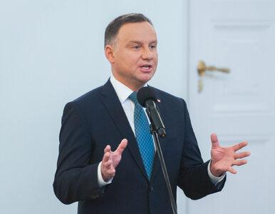 Duda o sprawie Niesiołowskiego: To człowiek, który nie szanuje kobiet i...
