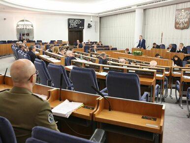 Senat przyjął bez poprawek ustawę budżetową