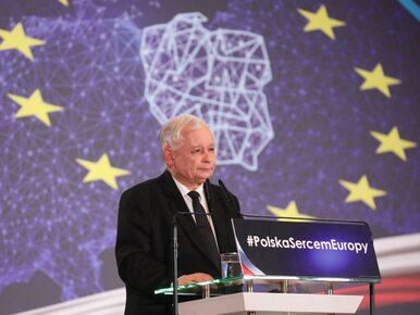 Jarosław Kaczyński: Mamy dowód na to, że cała polityka PO była wielką...