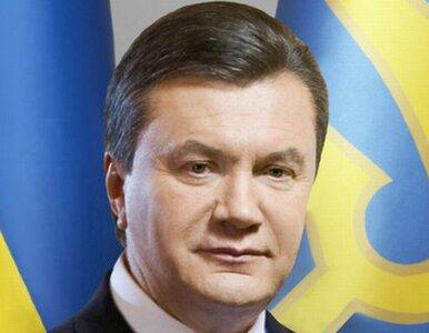 Janukowycz zwolnił szefa MSW i posłał go na Krym