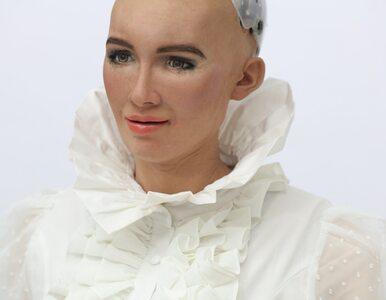 Robot Sophia przyjedzie do Polski. Zabierze głos na konferencji w Krakowie