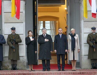 Ćwierć wieku temu Polska uznała niepodległość Ukrainy. Poroszenko z...