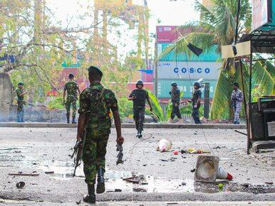 Rośnie bilans ofiar na Sri Lance. We wtorek podano nowe dane