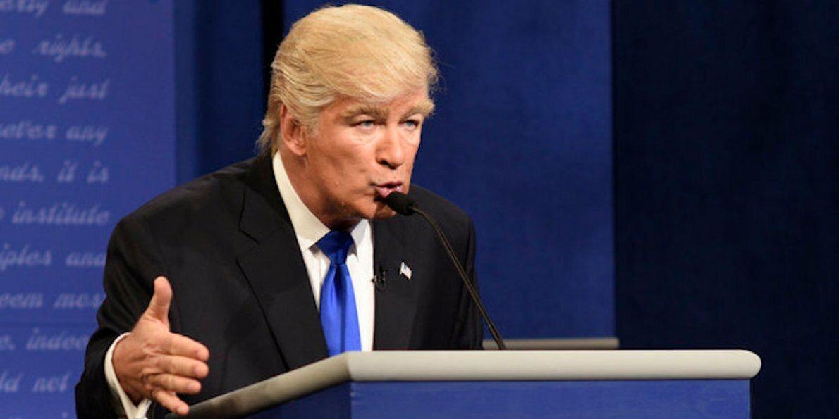 """Najlepszy aktor drugoplanowy w serialu komediowym - Alec Baldwin """"Saturday Night Live"""""""
