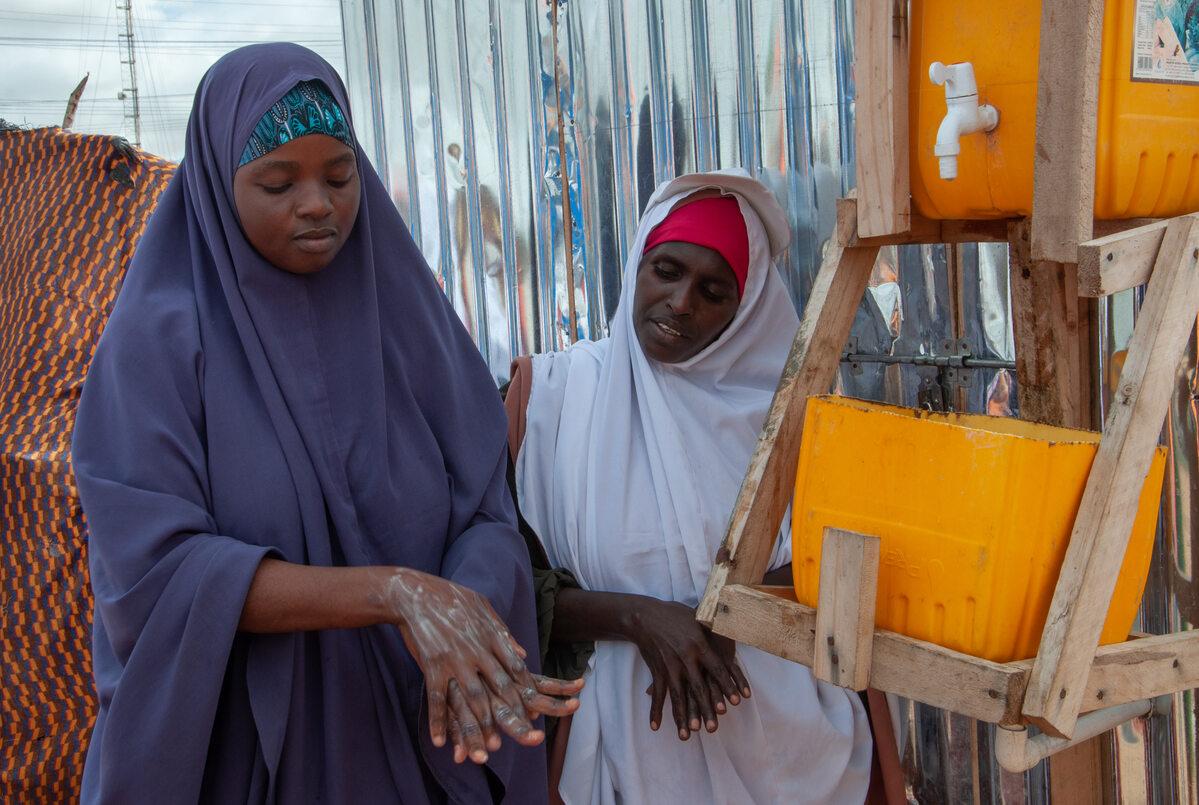 Relacja z Sudanu Południowego i Somalii