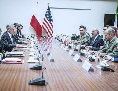 Minister Macierewicz spotkał się z szefem Pentagonu. Padły deklaracje...