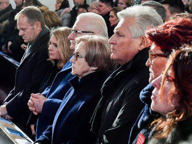 Politycy, sportowcy i ludzie kultury żegnali prezydenta Pawła Adamowicza