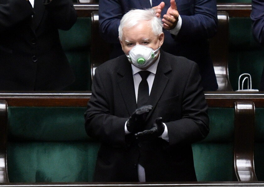 Jarosław Kaczyński napisał list do sympatyków PiS. Nawiązał do wyborów  prezydenckich