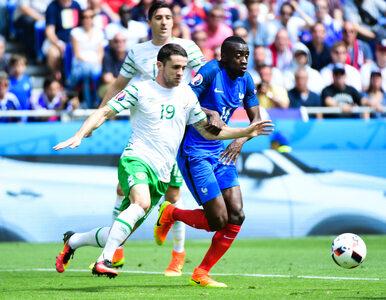 Francja-Irlandia 2:1. Podrażnieni faworyci pokazali wolę walki