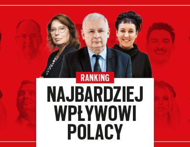 Ranking 50 najbardziej wpływowych Polek i Polaków