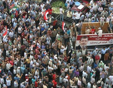 Egipt: prezydent swoje, Trybunał swoje. Islamiści chcą konfrontacji z...