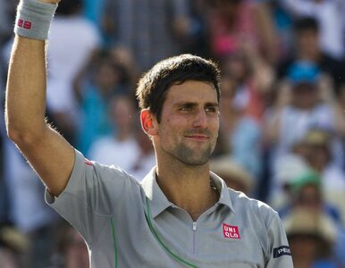 ATP Indian Wells: Djoković lepszy od Federera w finale